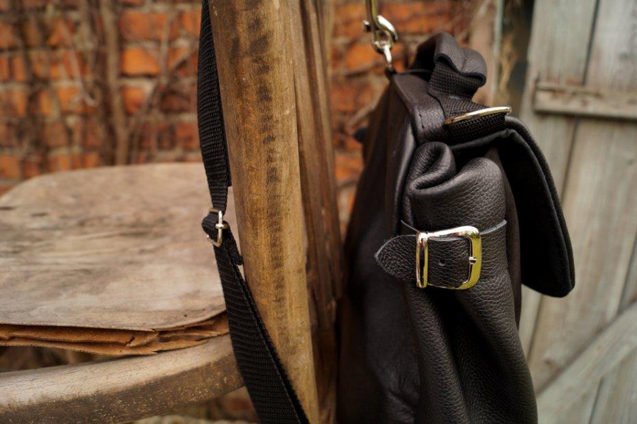 dabd53c503190 LILITH plecak torba czarna skóra - Torebki - DecoBazaar