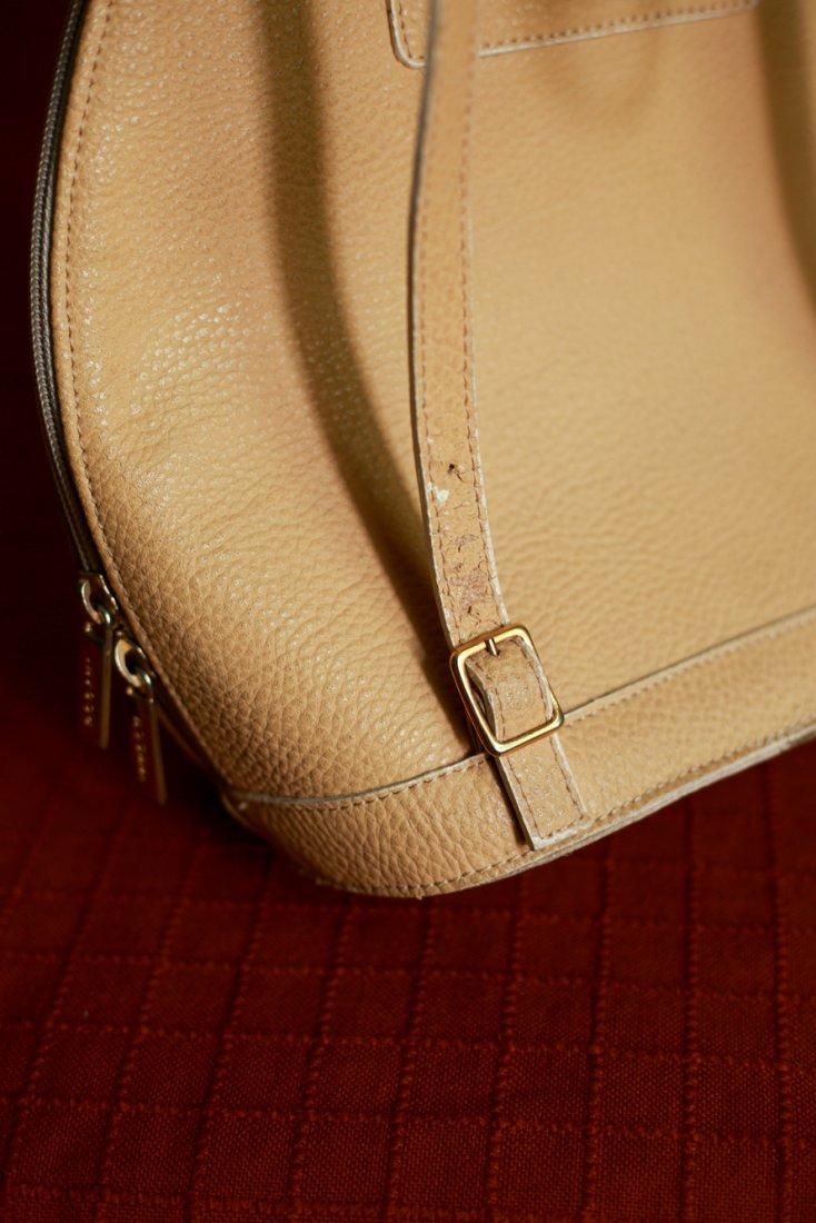 9750dec04c4d4 Włoski plecak skórzany vintage - Dodatki vintage - DecoBazaar