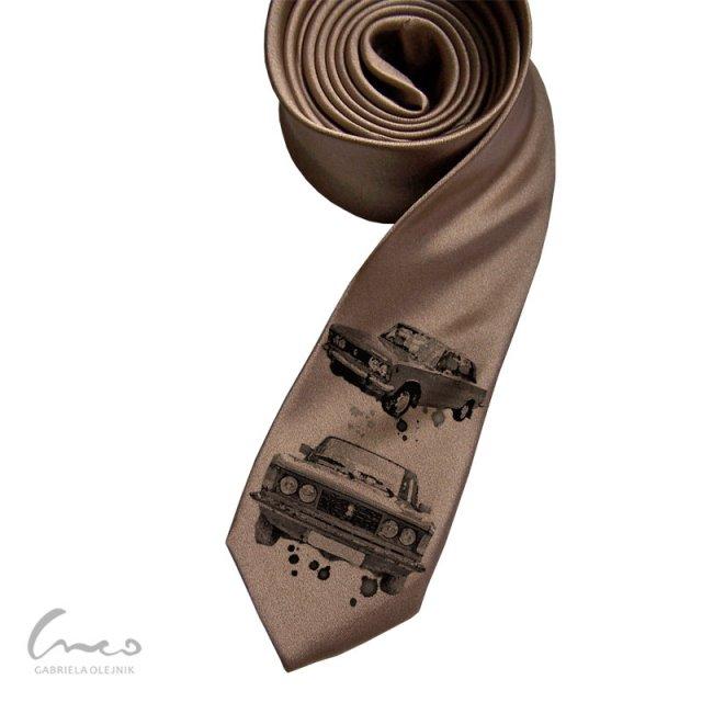 Krawat Duży Fiat