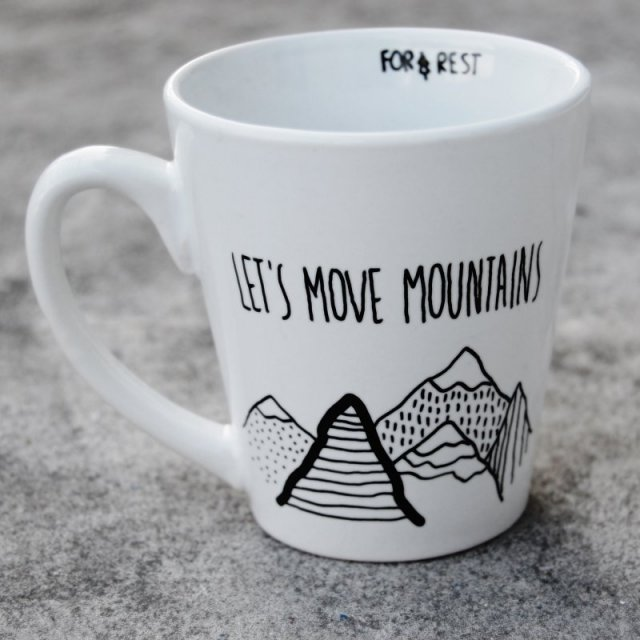 Lets move mountains