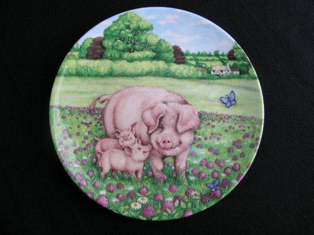 Royal Doulton PIGS 6