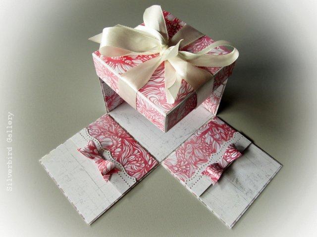 Genialny Nietypowa kartka - pudełko WZÓR 3 - Święta i okazje - DecoBazaar KF78