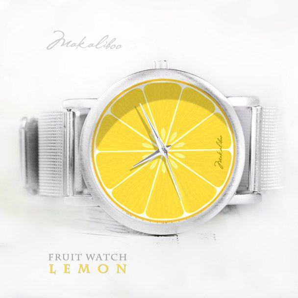 12 % OFF LEMON WATCH