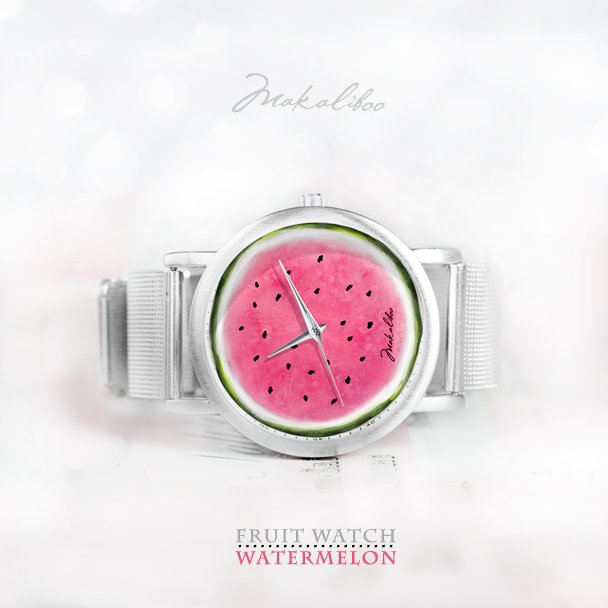 12 % OFF WATERMELON WATCH