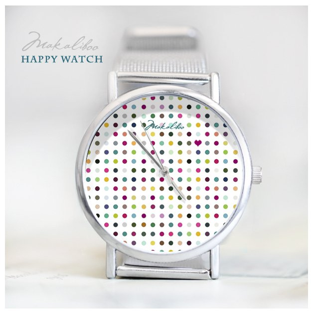12 % off Multicolour Love Dots