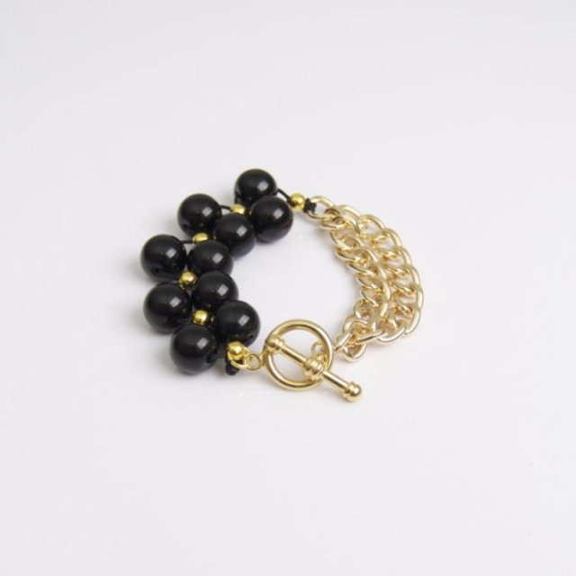 Stardust Black & Gold