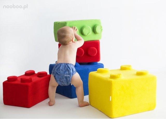 Poducha LEGO