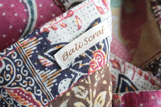 BALI SCARF exclusive