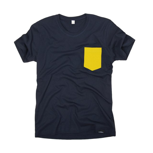 neon pocket - organic t-shirt