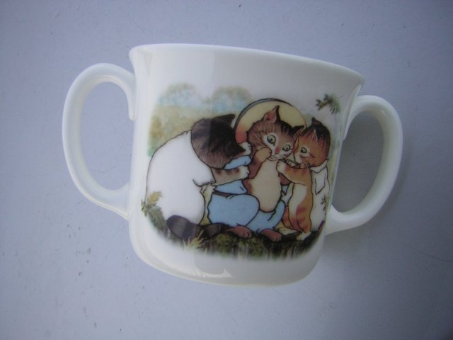 Royal  Doulton 1997 the world of Beatrix Potter