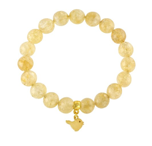 Earth Energy - Citrine.