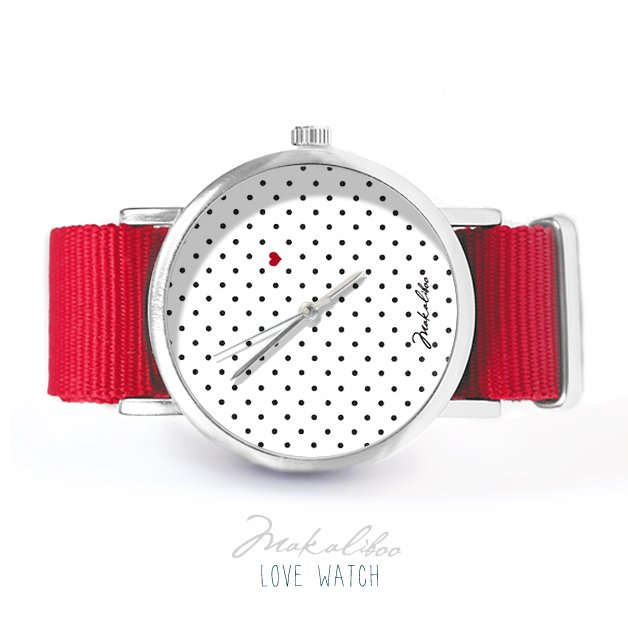 12 % LOVE dots Watch