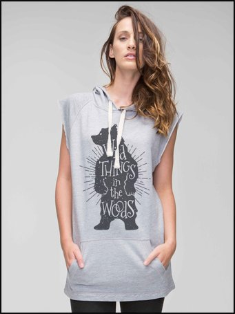 Bluza Wild things
