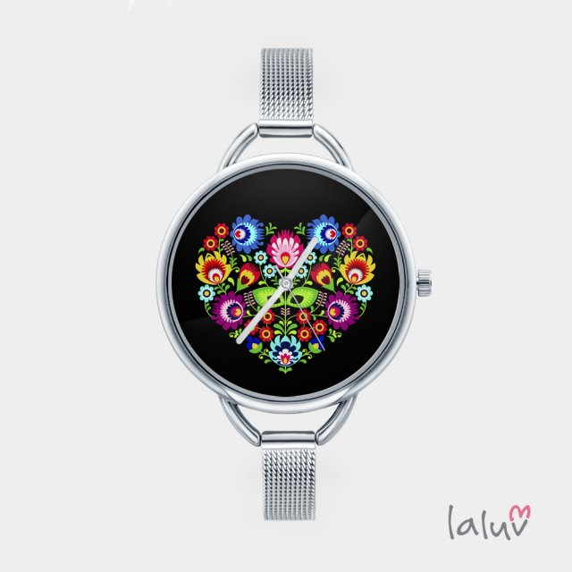 Zegarek z grafiką SLAVIC LOVE