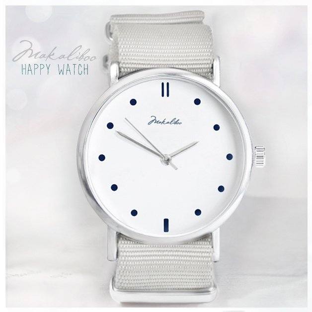 Prezent 12 % Off Simple Watch + Box