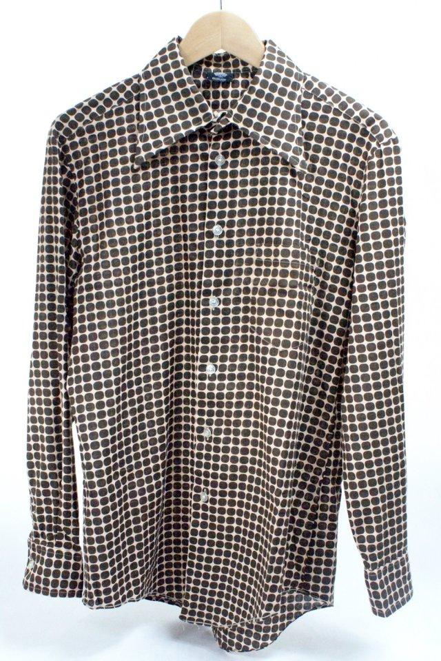 męska koszula lata 70 te Pan vintage DecoBazaar  ywHeF