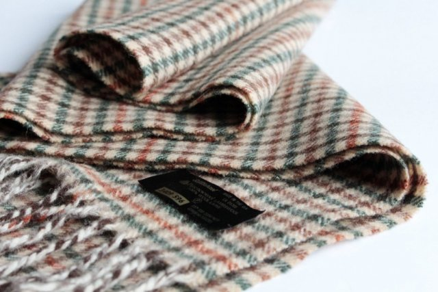 LAMBSWOOL EXCLUSIVE SCARF