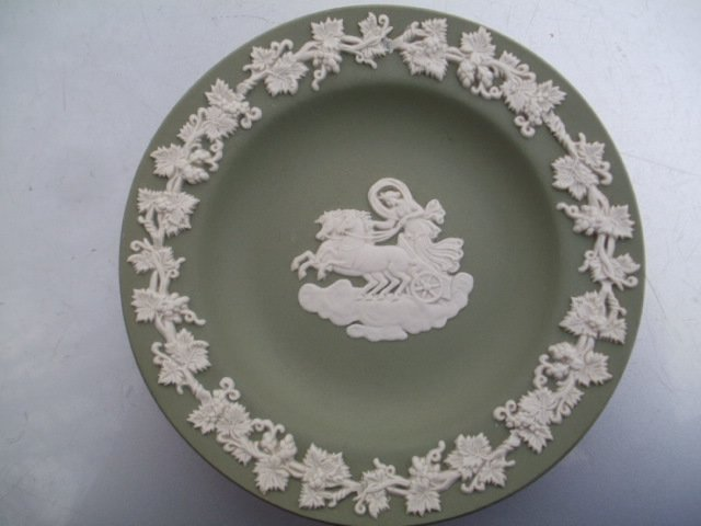 Wedgwood Antique green