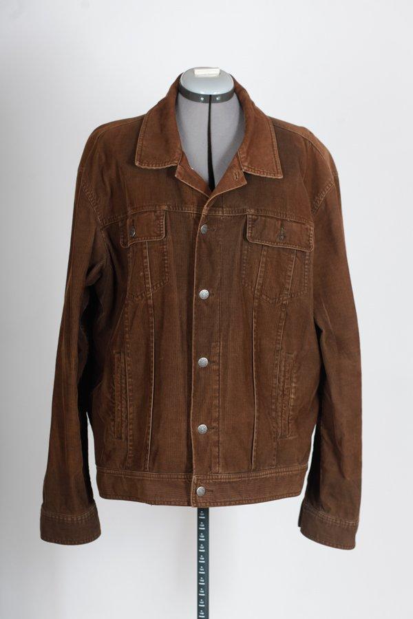 4018c7c97c554 kurtka sztruksowa J. CREW męska XL - Pan vintage - DecoBazaar