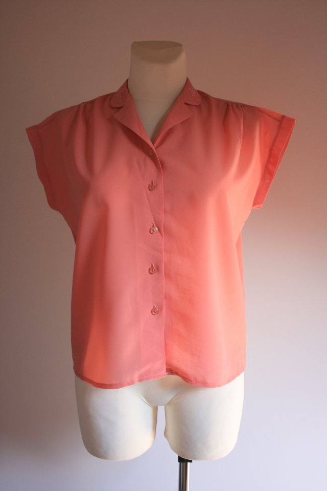 Dobbies 60's vintage blouse
