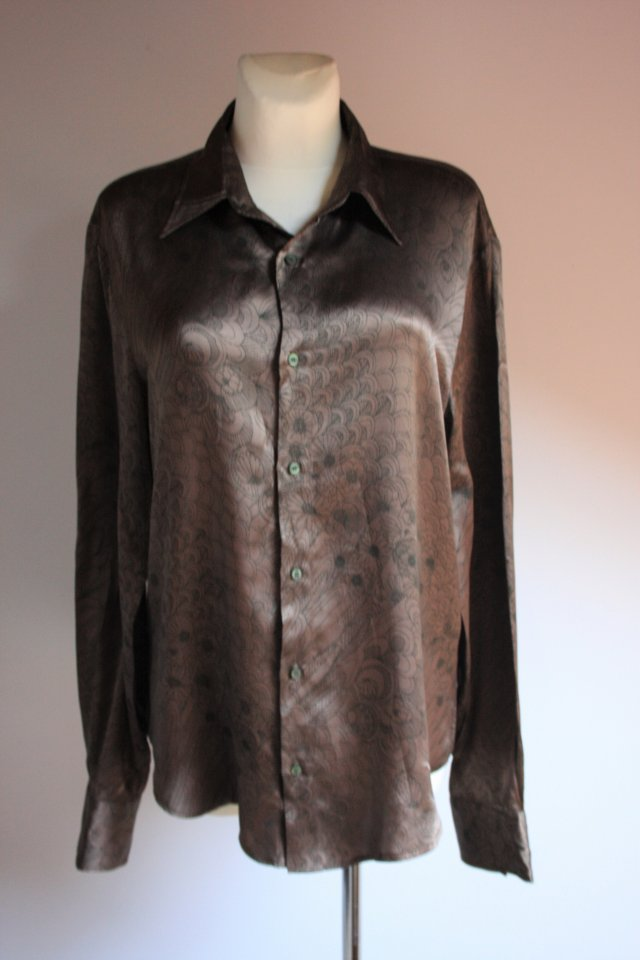 Just Cavalli silk shirt