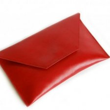 Kopertówka Red Leather