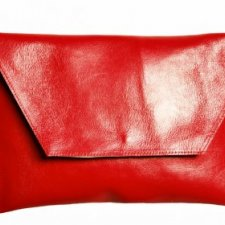 Kopertówka Leather Red