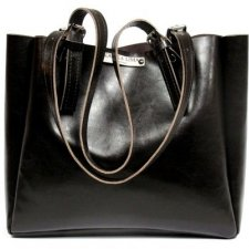 MIiss ELLE - real leather bag