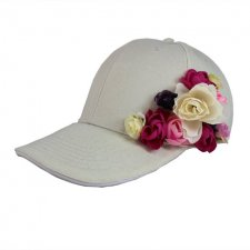 Rose basketball cap - New Roses Collection