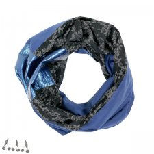 ::: TUBA MIX FLOWER NAVY :::