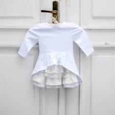 Swan Dress - biała