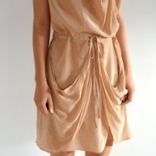 TOP SHOP nude
