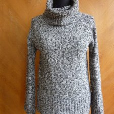 Sweter z golfem | Paramour | L