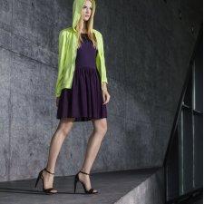 Sukienka tiulowa Princess fioletowa 38