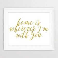 home is  ver I'm with You-A3