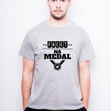 Koszulka Męska FACET NA MEDAL