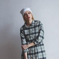 CHECKERED SHIRT oversize