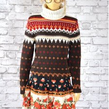 c70b2939447f Sweter góralski - Produkty Handmade w Sklepie Decobazaar