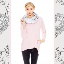 "Bluza ""cosy"" - Leaves"