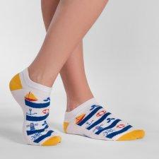 Kolorowe stopki Spox Sox - model Marina