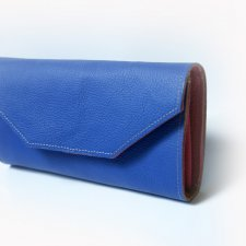 Portfel  Royal blue & Pink