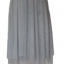 Spódnica - jasno szara