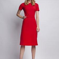 Sukienka, SUK128, czerwony