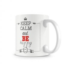 KUBEK - keep calm and be happy