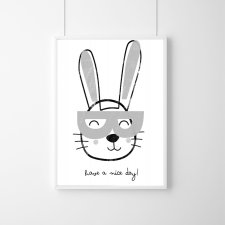 PLAKAT -  Have a nice day  - A3