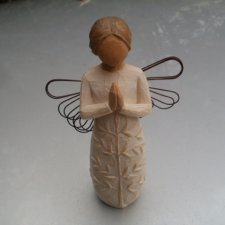 willow tree  by  Susan Lordi -  a tree, a prayer -  Demdaco 2005 kolekcjonerska figurka