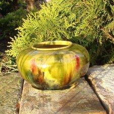 wazon w stylu secesyjnym