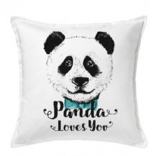Poduszka Panda Loves You
