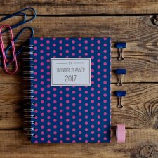 FRUITY DOTS Wonder Planner 2017
