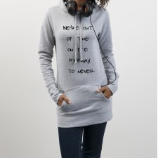 Bluza long Hold on